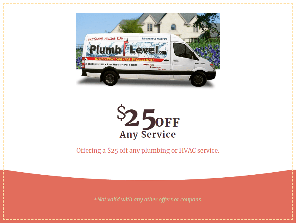 $25 off any service coupon